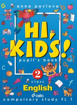 Hi, Kids! - English language Textbook